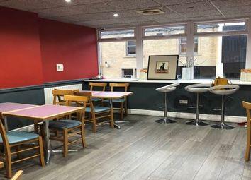 Thumbnail Restaurant/cafe for sale in Cross Church Street, Huddersfield