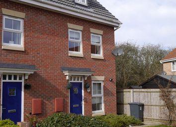 Thumbnail 3 bed town house to rent in Harvey Street, Melton Mowbray