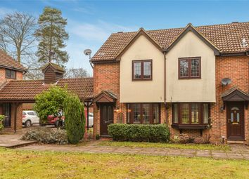 Thumbnail 2 bed end terrace house for sale in Thorne Close, Crowthorne, Berkshire
