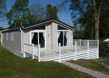 Thumbnail Mobile/park home for sale in Eryl Hall, Lower Denbigh Road, Saint Asaph