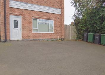 Thumbnail 1 bed flat to rent in Highgate Road, Sileby, Loughborough