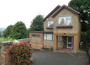 Thumbnail 3 bed detached house for sale in Ravenoak Close, Belper