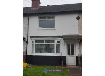Thumbnail 2 bedroom terraced house to rent in Snowden Road, Cardiff