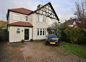 Thumbnail 4 bed semi-detached house for sale in Kingsway, West Wickham