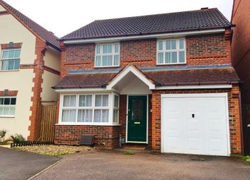 Thumbnail 3 bed detached house to rent in Willoughby Close, Dunstable