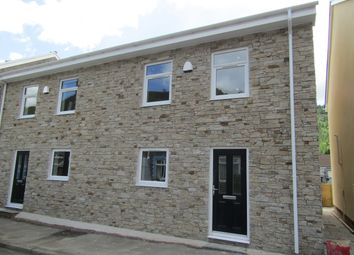 Thumbnail 4 bedroom semi-detached house for sale in Plot 2 Brynhyfryd Street, Cwmaman, Aberdare