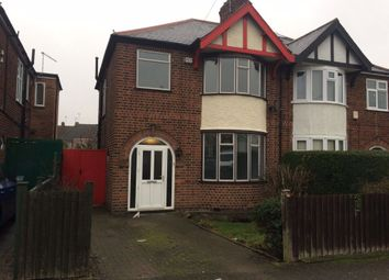 Thumbnail 3 bed property to rent in Petworth Drive, Western Park, Leicester