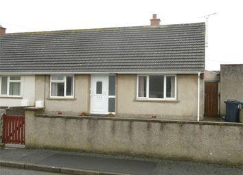Thumbnail 2 bed semi-detached bungalow for sale in 47 Pen-Y-Garn, St Davids, Haverfordwest, Pembrokeshire