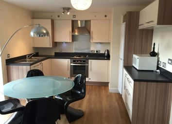 Thumbnail 2 bed flat to rent in 8 City Walk, Derby