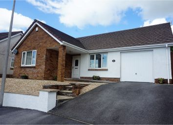 Thumbnail 3 bed detached bungalow for sale in Delfryn, Capel Hendre, Ammanford