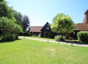 Thumbnail 4 bed barn conversion for sale in Water End Moor, Water End, Hemel Hempstead