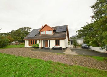 Thumbnail 5 bed detached house for sale in Tre'r Ddol, Machynlleth, Powys