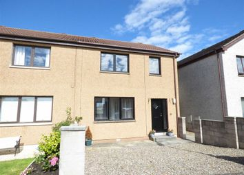 Thumbnail 3 bed semi-detached house for sale in New Grange Crescent, Pittenweem, Fife