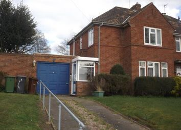 Thumbnail 2 bedroom semi-detached house for sale in Oak Green, Tettenhall Wood, Wolverhampton, West Midlands