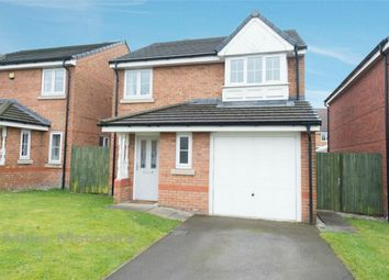 Thumbnail 3 bed detached house for sale in Shawcroft View, Astley Bridge, Bolton, Lancashire