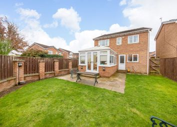 Church Close, Tollerton, York YO61. 4 bed detached house for sale