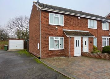 Thumbnail 2 bedroom terraced house for sale in Augustus Close, Coleshill, Birmingham