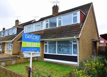 3 bed semi-detached house to rent in Beaver Lane, Ashford TN23