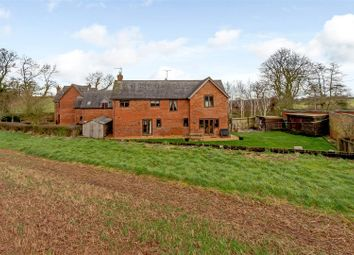 Thumbnail 4 bed detached house for sale in Newhall Green, Fillongley, Coventry