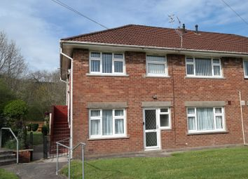 Thumbnail 2 bedroom flat for sale in Ty Fry, Aberdare