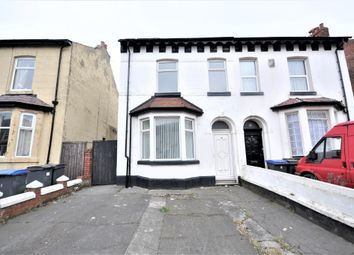 Thumbnail 4 bed end terrace house for sale in Devonshire Road, Blackpool, Lancashire