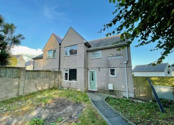 Thumbnail 3 bed semi-detached house for sale in Mount Gould Way, Plymouth
