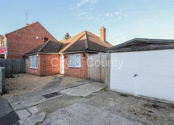 Thumbnail 3 bed detached bungalow for sale in Gilpin Street, Peterborough