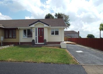Thumbnail Semi-detached bungalow for sale in Brynglas, Penygroes, Llanelli