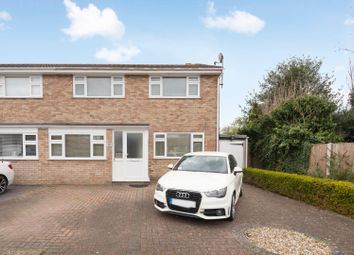 Thumbnail 3 bed semi-detached house for sale in Fairacre, Broadstairs