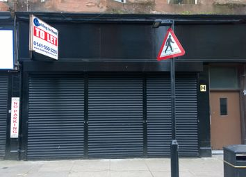 Thumbnail Retail premises to let in Dalmarnock Road, Glasgow
