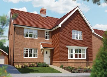 "Thumbnail 5 bed detached house for sale in ""The Arundel"" at Silfield Road, Wymondham"