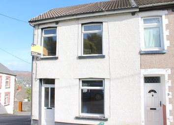 Thumbnail 3 bed end terrace house to rent in Ely Street, Tonypandy