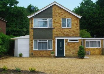 Thumbnail 3 bed link-detached house for sale in Fleet, Hampshire