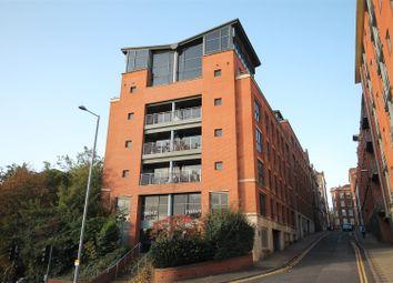 Thumbnail 2 bedroom flat for sale in Plumptre Street, Nottingham