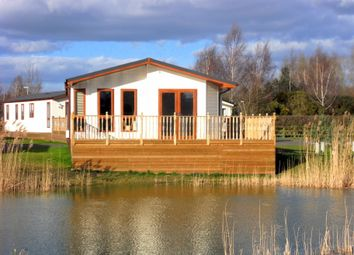 Thumbnail 2 bed lodge for sale in Carnoustie Court, Kirkgate, Tydd St Giles, Wisbech, Cambridgeshire