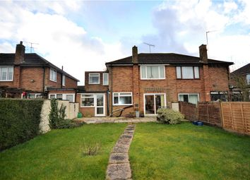 Thumbnail 4 bed semi-detached house for sale in Elmwood Way, Basingstoke, Hampshire