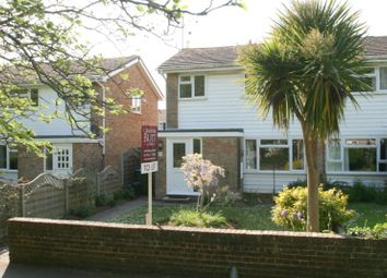 Thumbnail 3 bed semi-detached house to rent in The Haven, Littlehampton