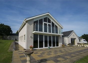 Thumbnail 5 bed detached house for sale in Chwilog, Pwllheli, Gwynedd