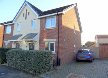 2 bed semi-detached house for sale in Anfield Road, Long Sutton, Spalding, Lincolnshire PE12