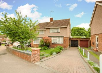 Thumbnail 3 bed semi-detached house for sale in Milton Road, Ware