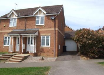 Thumbnail 2 bed semi-detached house to rent in Lodge Way, Irthlingborough