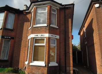 Thumbnail 3 bed semi-detached house to rent in Harold Road, Shirley Southampton