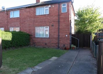 Thumbnail 3 bed end terrace house for sale in Ainsdale Crescent, Aspley, Nottingham, Nottinghamshire