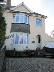 Thumbnail 1 bed flat to rent in Westhill Road, Torquay