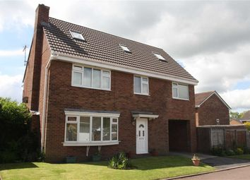 Thumbnail 5 bed property for sale in Prince Philip Drive, Barton-Upon-Humber