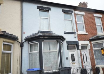 Thumbnail 2 bedroom terraced house for sale in Manchester Road, Blackpool