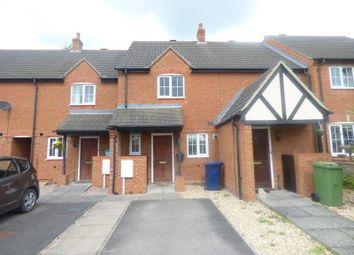 Thumbnail 2 bed terraced house to rent in Tudor Close, Churchdown, Gloucester