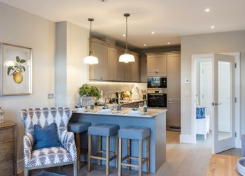 Thumbnail 1 bedroom town house for sale in Longwater Avenue, Green Park, Reading