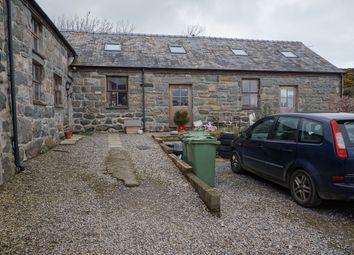 Thumbnail 5 bed farmhouse for sale in Trefor, Caernarfon
