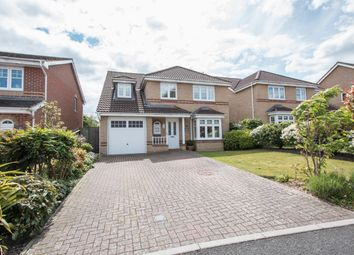 Thumbnail 4 bed detached house for sale in The Crossways, Chandler's Ford, Eastleigh